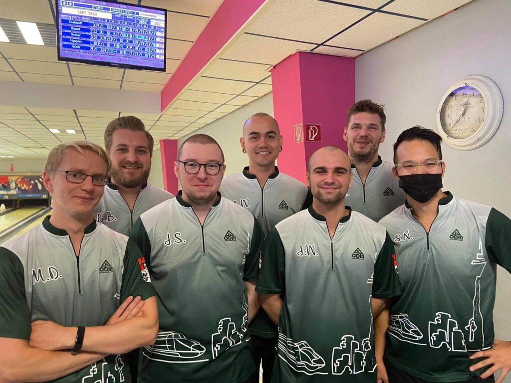 team of Lokomotive Stockum
