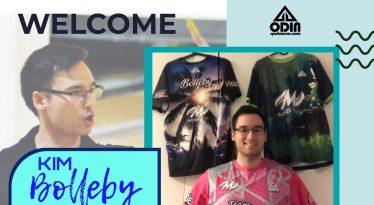 Kim Bolleby new Staff Member