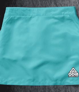 Basic skirt Aqua Front