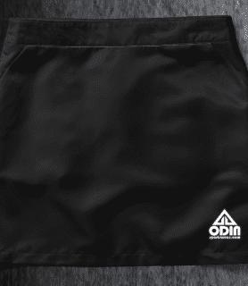 Basic skirt Black Front