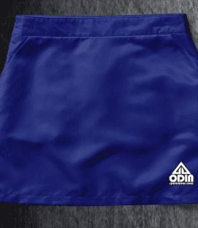 Basic skirt Blue Front