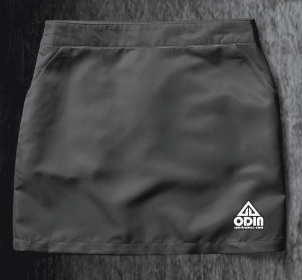 Basic skirt Grey Front