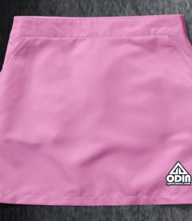 Basic skirt Pink Back