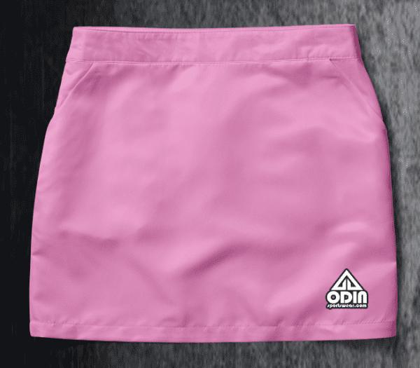 Basic skirt Pink Back