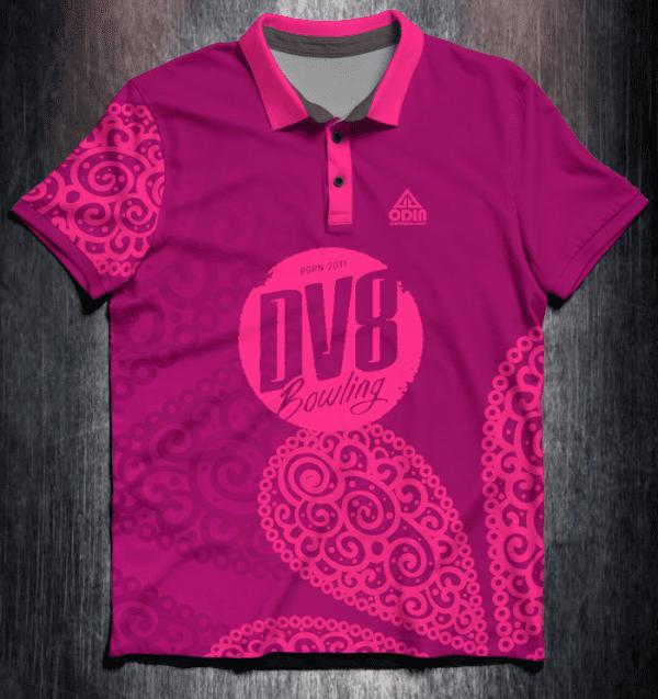 DV8 OBT 2018 Pink Front