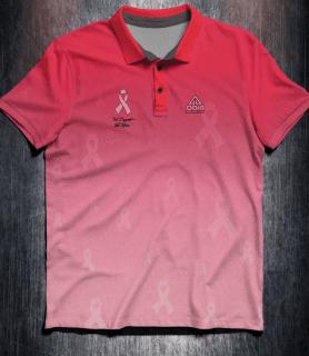 Front pink ribbon