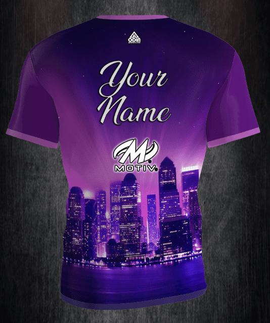 Kim Bolleby 2020-3 Purple City Back