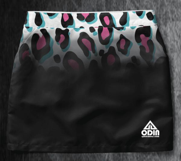 Skirt Chantal 2019-2 Leopard