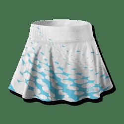 skirt-clock