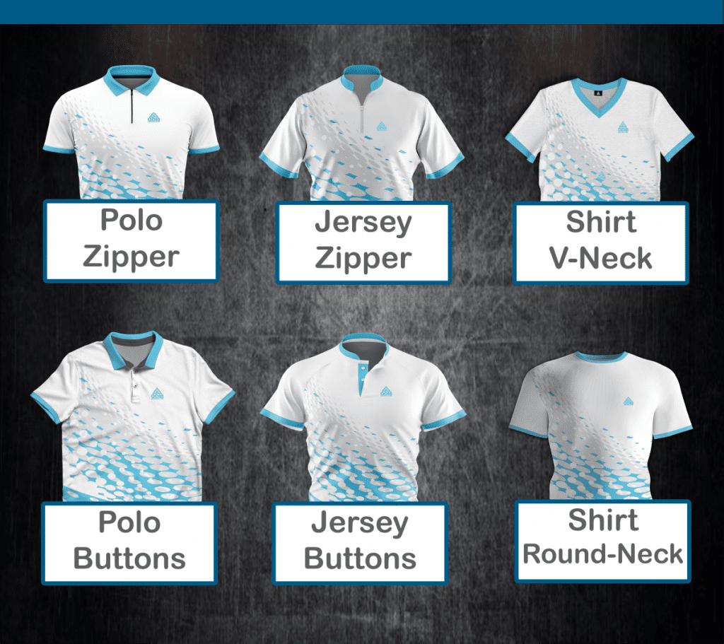 type-shirts