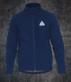 Basic Softshell Navy Blue