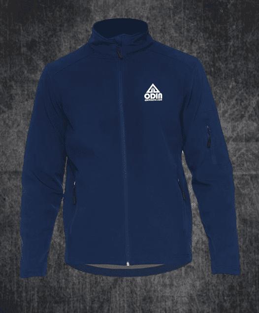 Basic Softshell Navy Blue
