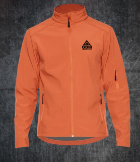 Basic Softshell Orange