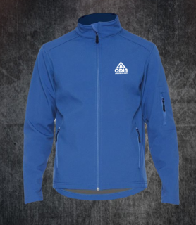 Basic Softshell Royal Blue