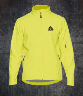 Basic Softshell Yellow