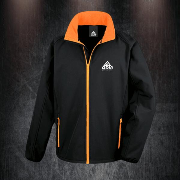 jacket 2 color bl-or
