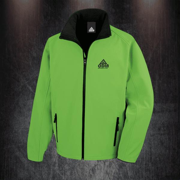 jacket 2 color gr-bl