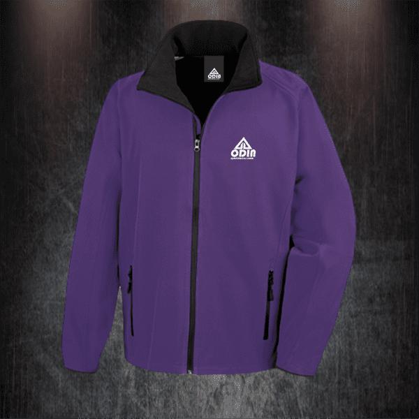 jacket 2 color pu-bl