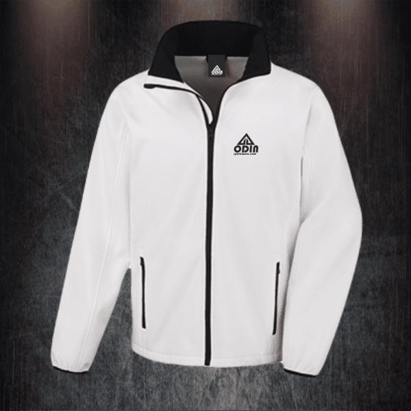jacket 2 color wh-bl