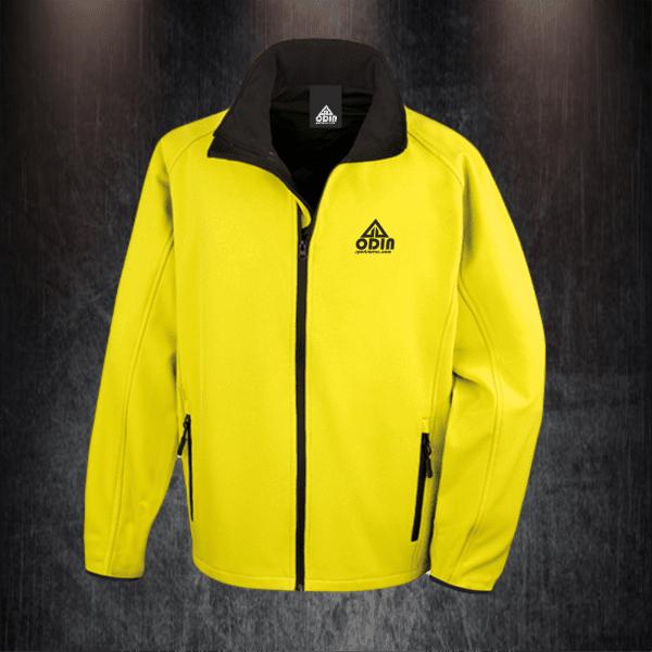 jacket 2 color ye-bl