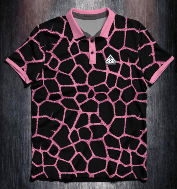 MvdB 2021-1 Pink Giraffe Front